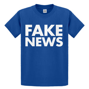 Youth FAKE NEWS Kids T-shirt