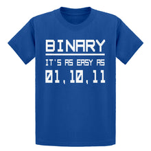 Youth Binary Kids T-shirt