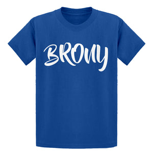 Youth Brony Kids T-shirt