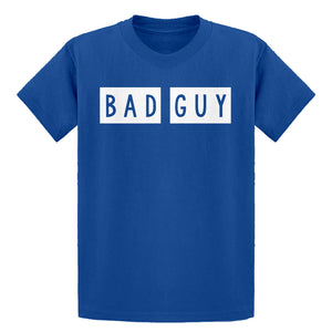 Youth Bad Guy Kids T-shirt