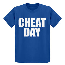 Youth Cheat Day Kids T-shirt