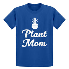 Youth Plant Mom Kids T-shirt
