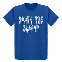 Youth Drain the Swamp Kids T-shirt
