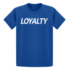Youth Loyalty Kids T-shirt