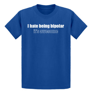 Youth Being Bipolar Kids T-shirt