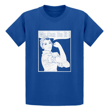 Youth Rosie the Riveter Kids T-shirt
