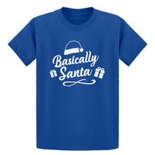 Youth Basically Santa Kids T-shirt