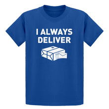Youth I Always Deliver Kids T-shirt