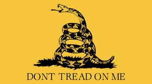 The Gadsden Flag is Not a Racist Symbol and Never Will Be