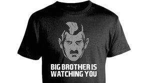 George Orwell 1984 'Big Brother is Watching You' T-Shirt