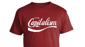 Enjoy Capitalism Tee