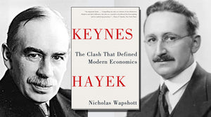 Keynes Hayek Book Review