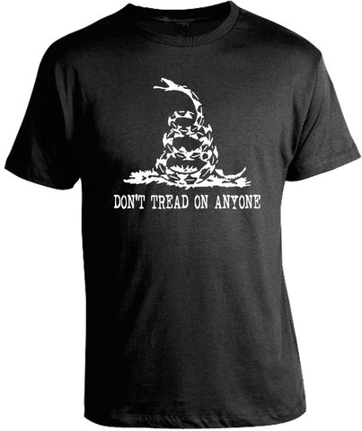don't tread on anybody tee