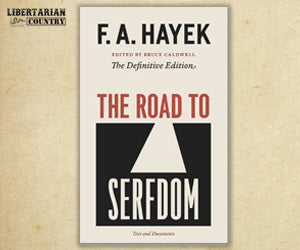 The Road To Serfdom Paperback Book