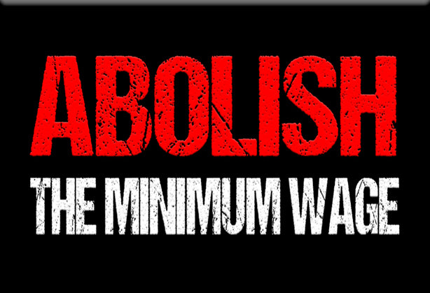 Abolish the Minimum Wage Magnet