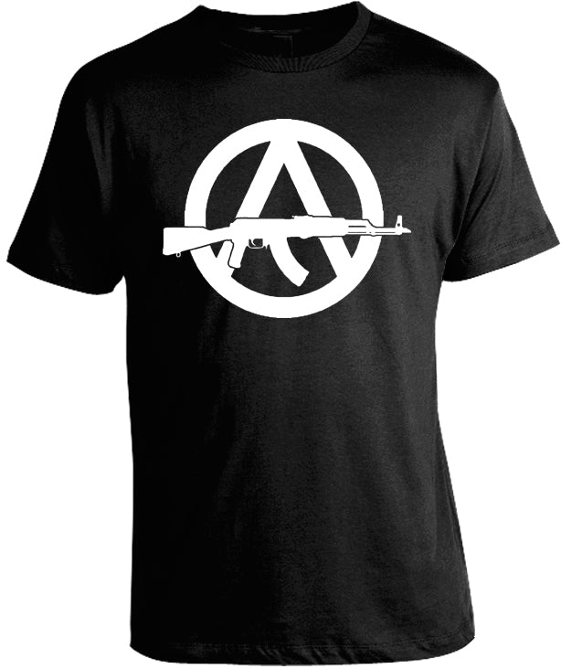 Anarchy AK 47 T-Shirt