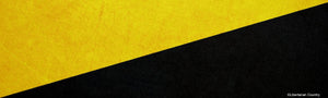 Ancap Flag Bumper Sticker by Libertarian Country