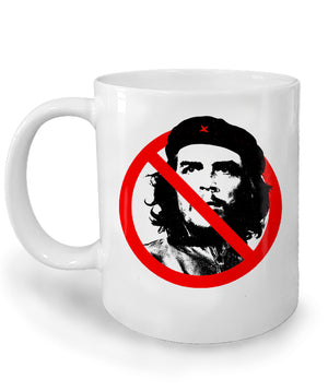 Anti Che Mug by Libertarian Country