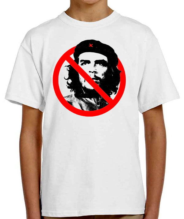 Anti Che Youth T Shirt Libertarian Country