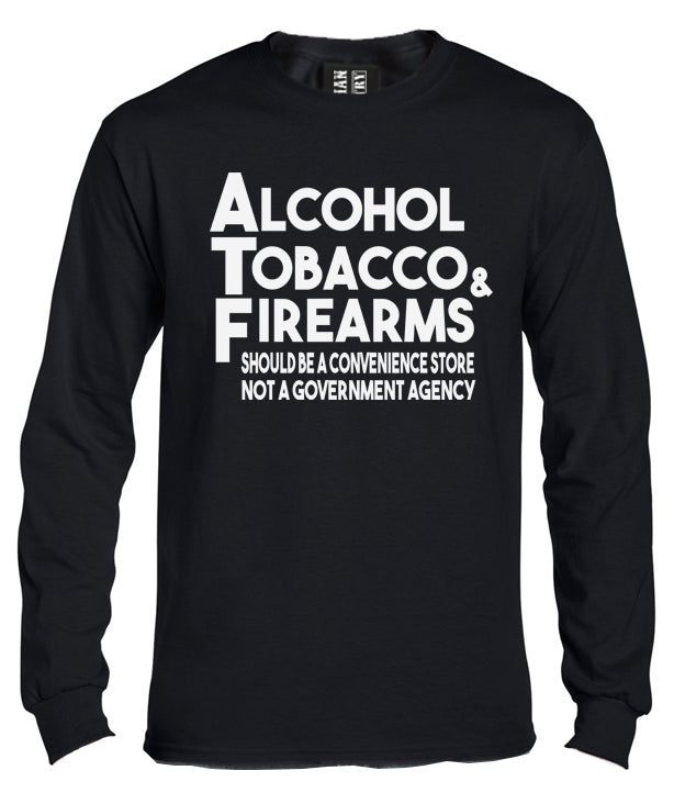 ATF Long Sleeve Shirt