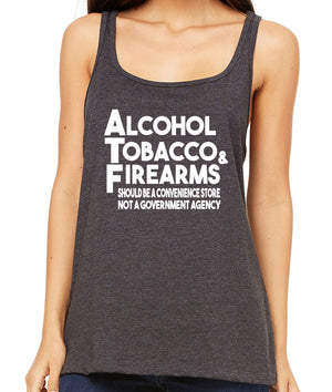 ATF Women's Tank Top by Libertarian Country