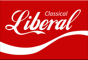 Classical Liberal Magnet by Libertarian Country