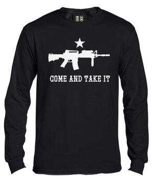 Come and Take it Long Sleeve Shirt