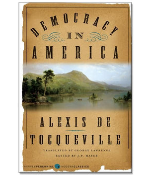 Democracy in America Paperback Book