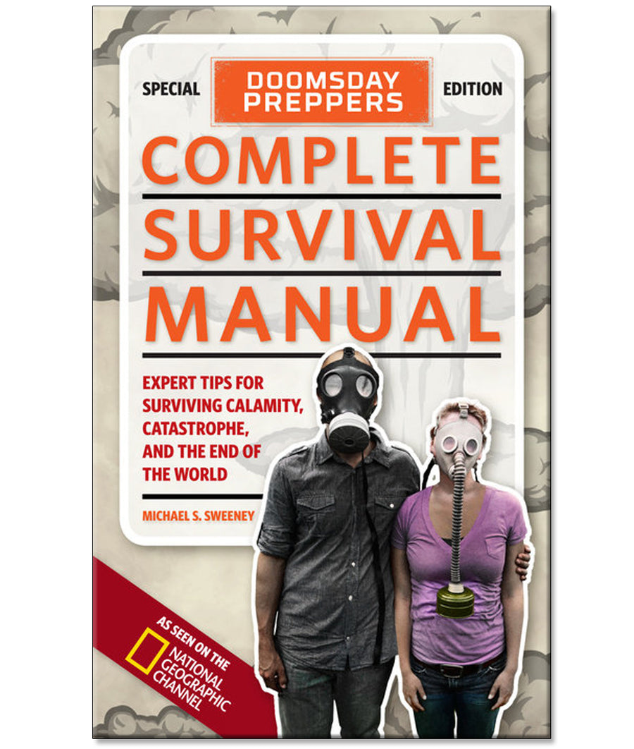 Doomsday Preppers Survival Manual