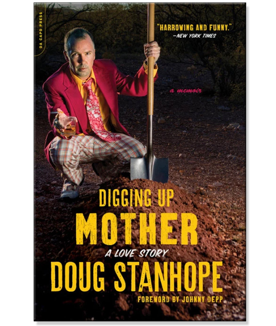 Doug Stanhope Digging Up Mother Paperback Book