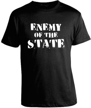 Enemy of the State T-Shirt by Libertarian Country