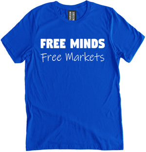 Free Minds Free Markets Premium Shirt