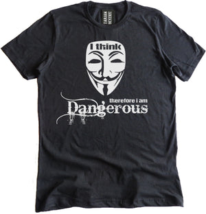 Guy Fawkes Premium T-Shirt