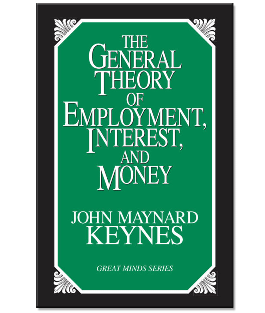 The General Theory of Money Book by John Maynard Keynes