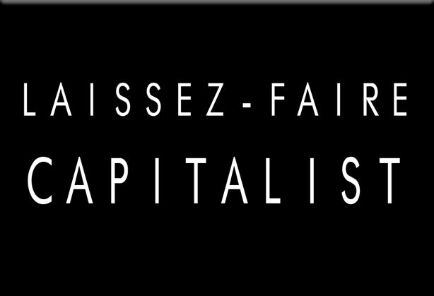 Laissez-faire Capitalist Magnet by Libertarian Country