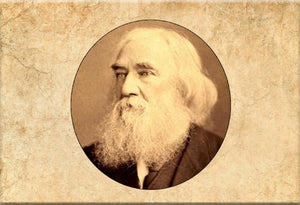 Lysander Spooner Magnet by Libertarian Country