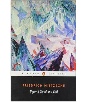 Nietzsche Beyond Good and Evil Paperback Book