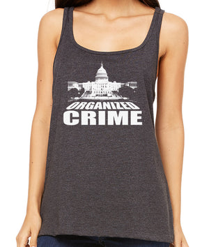 Organized Crime Women's Tank Top