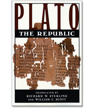 Plato The Republic Paperback Book