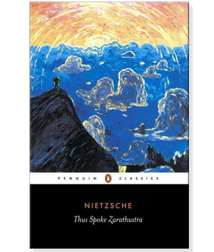Thus Spoke Zarathustra Paperback Book