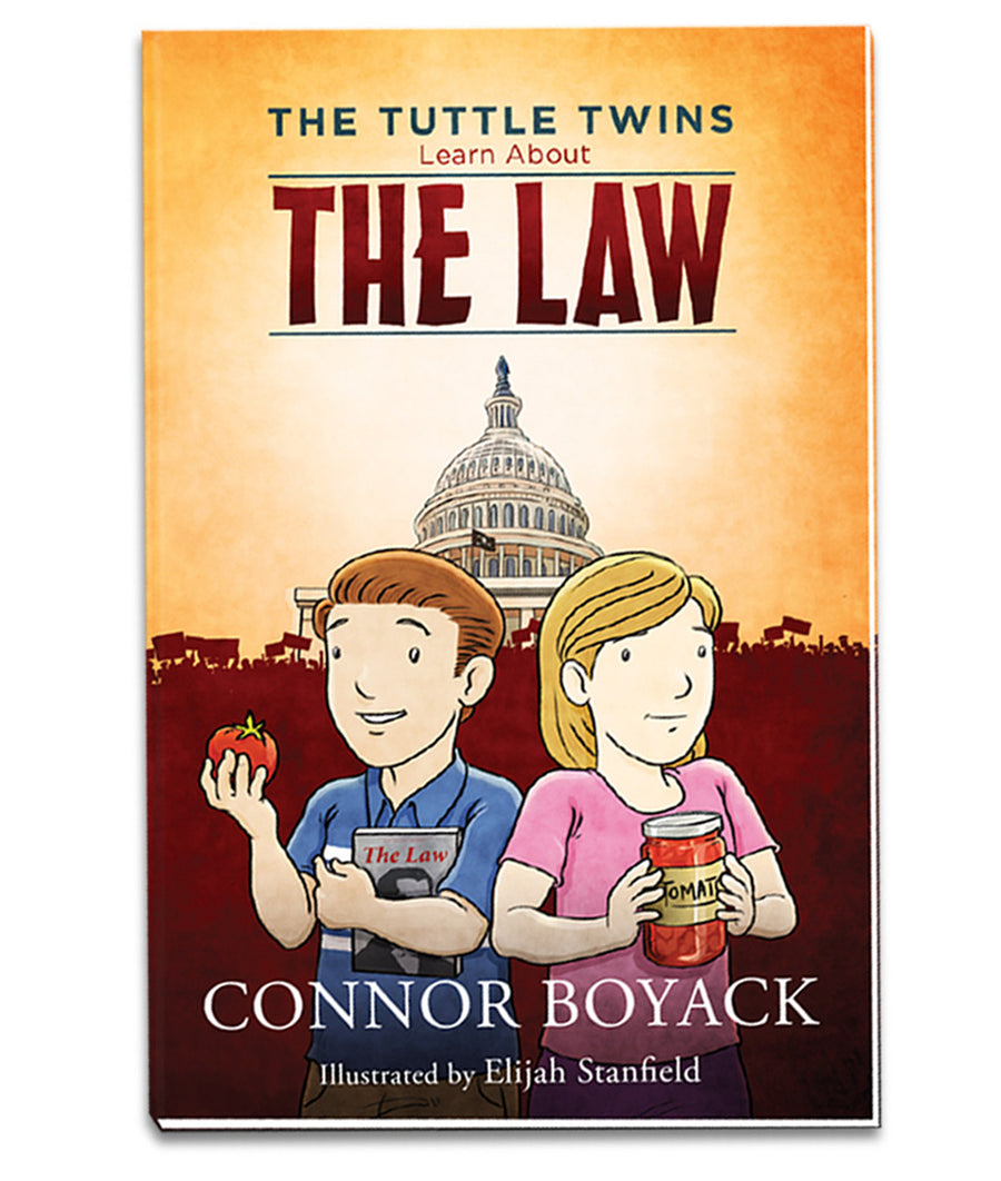 Tuttle Twins Books