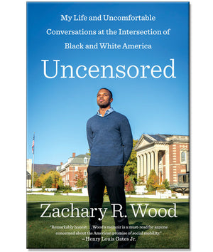 Uncensored Hardcover Book