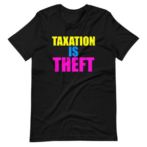 Taxation is Theft Party Premium Shirt