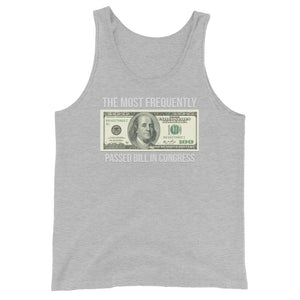 Most Frequently Passed Bill Premium Tank Top
