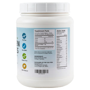 Premium Grass Fed Collagen Peptides (1kg)