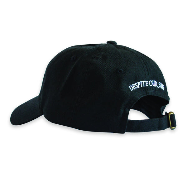 DOS G BALL CAP || BLACK