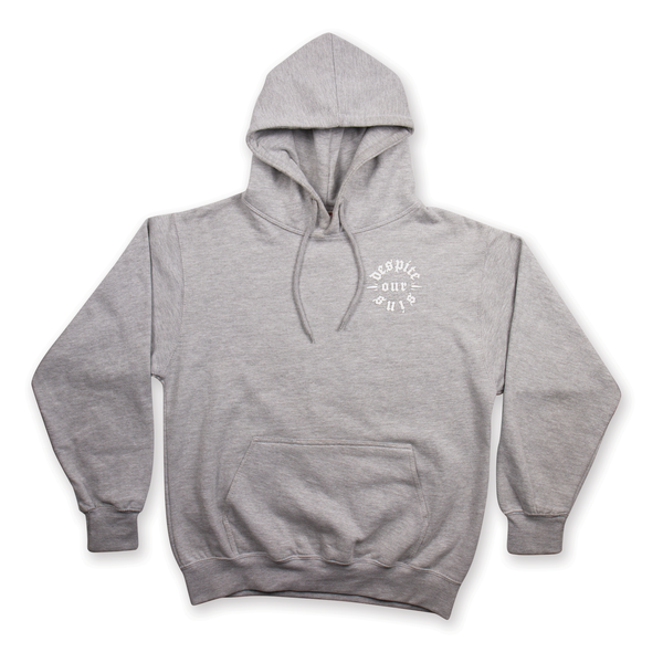 REFLECT HOODIE || CEMENT GREY