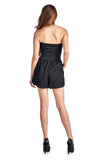 Urban Love Strapless Romper - WholesaleClothingDeals - 3