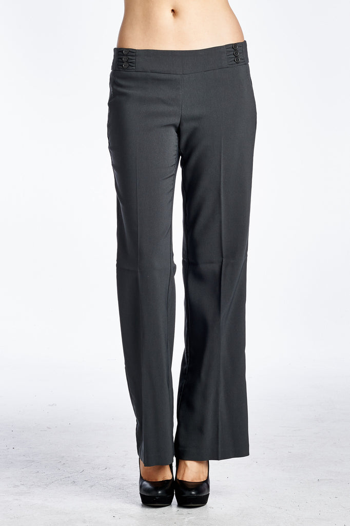 Urban Love Charcoal Pants - WholesaleClothingDeals - 1