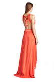 Ignite Embellished High Low Evening Gown - WholesaleClothingDeals - 5